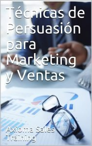 libro técnicas de persuasión para marketing y ventas