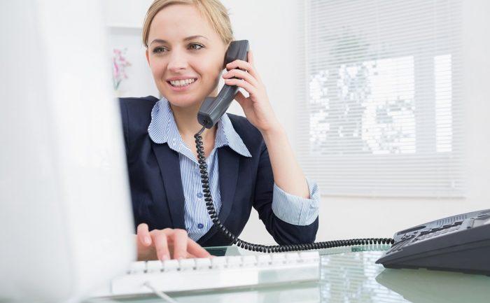 atención telefónica a los clientes