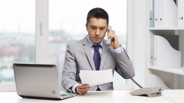 la voz en la venta telefónica